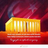 Ata'mızı saygı ve minnetle anıyoruz.♾ #10kasım #10kasım1938 #10kasım193oo #mustafakemalatatürk #atatürk #10kasımatatürküanma #fikirlerölmez #atamizindeyiz #ahşapstand