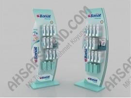 Banat Pharma Diş Fırçası ve Ağız Bakım Standı