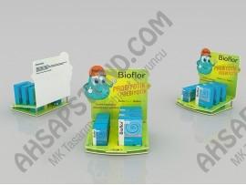Bioflor Probiyotik+Prebiyotik Tezgah Üstü Standı