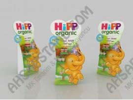 Hipp Organik Bebek Mamaları Tasarım Stand