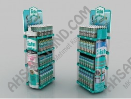 Henkel Sista Silikon Standı