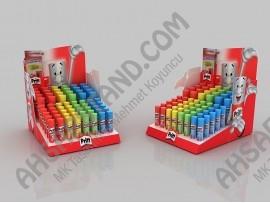 Henkel Pritt Stick Yapıştırıcı Tezgah Üstü Standı