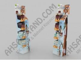Garnier Güneş Koruyucu Ürünler Standı