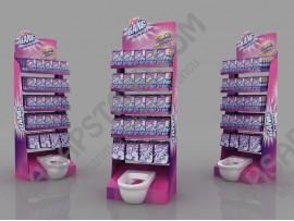 Cillit Bang Tuvalet WC Temizleyici Ürün Standı