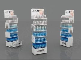 BioNike Ürünleri Raflı Stand