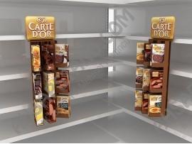 Carte D'or Tatlı Ürünleri Askı Standı